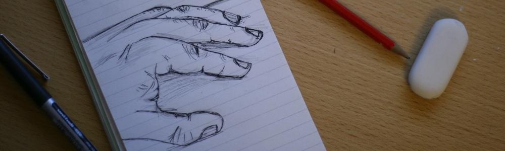 Mano disegnata